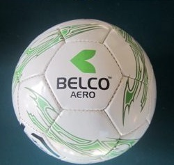 Soccerball size 4 Aero (Green)