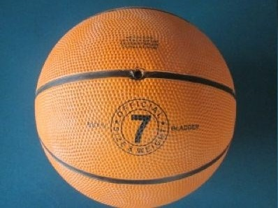 Basketball rubber (Orange)