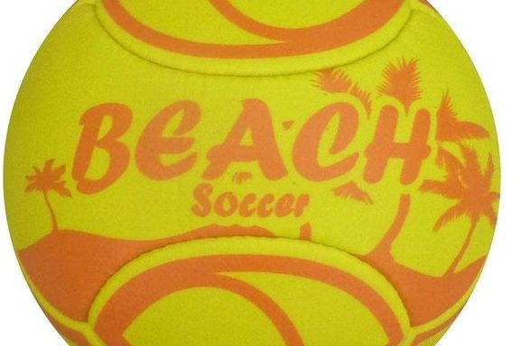 Beach Soccer size 5 (Yellow)