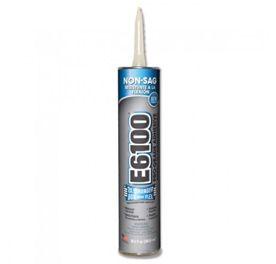 E6100 non sag formula 10 oz (black)