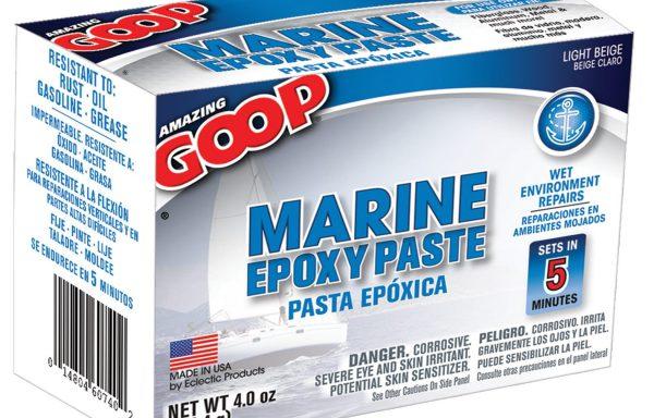 Amazing Goop Marine Epoxy Paste 4 oz kit