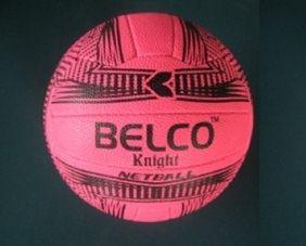Knight Netball size 5 (Pink)