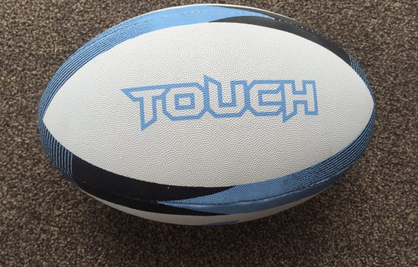 Touch Rugby Ball (Blue)