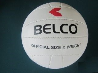 Volley ball match quality (white)