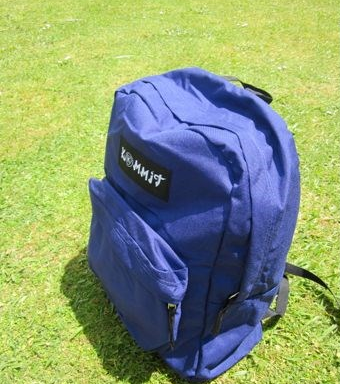 Kommit backpack (Purple)