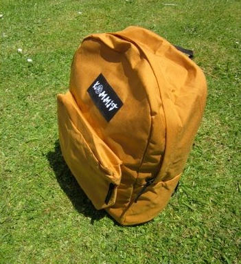 Kommit backpack (Taupe)